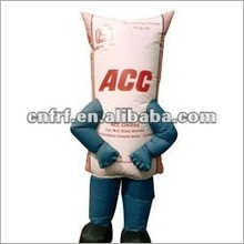 Inflatable Walking or Stand Bag for Advertising