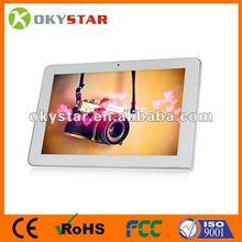 2012 quad core tablet Ampe A10 Freescale i.MX6Q, 4*1.2GHz,Quad-Core+GC2000 (Quad-Core)