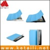 beautiful+durable leather case for ipad made in shenzhen(BV passed)