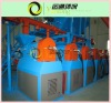 Rubber tyre recycling machinery rubber grinder