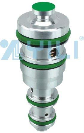 Valvula de compresor de aire acondicionado
