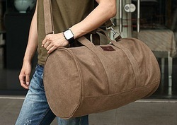 Canvas Cloth Bag --- Worldwide Bags