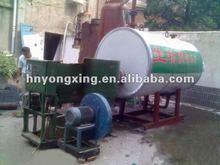 Biomass burner for agricultural waste