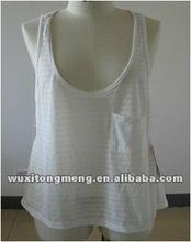 2012 new style lady garment,ladies clothing,women stripe tops