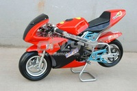 Low price Gas 49cc China pocket bikes