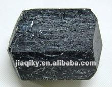 tourmaline rough stone , black natural tourmaline