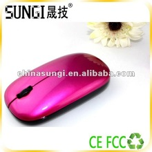 New Super Flat 3d optical cordless mouse