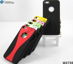 For iPhone 5 Matte Case Cool Rubber Hard Case for iPhone 5 5G 5TH