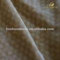 De moda 100% velboa poliéster en relieve corto de la felpa de tela