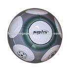 Hand sewn PVC football soccer ball