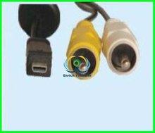 digital camera cable/for fuji av cable