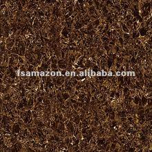 gres porcellanato tile brown