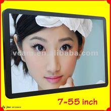 "7""~55""3g/wifi wall lcd flat panel monitor"