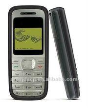 Wholesale Original Unlocked 1208 Mobile Phone Cheap Mobile Phone Simple Phone