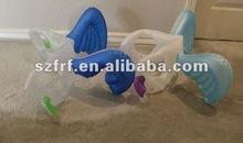 Kids Cute Cosplay Inflatable Fairy Wings