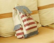 2012 popular backpack brands canvas backpack