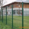 high quality & beautiful pvc coated fence netting