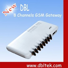 GoIP 8 GSM Gateway with SMS Server