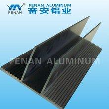 Skirting Set Aluminum Profile