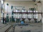 best seller high quality rice bran crude oil refinery machine