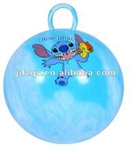 PVC jumping ball/Hopper ball/horse jumping ball