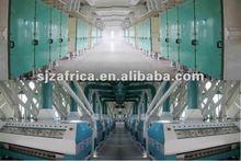 200T/24H maize flour mill