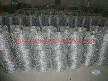 barbed wire post with real factory(maunfacturer & ISO9001)