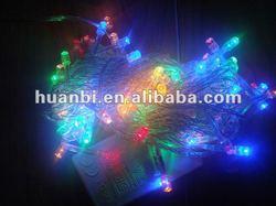 multicolor led christmas lights