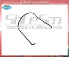 Stainless steel u-shaped spring clip/retaining spring wire forms
