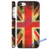 Cheap Price High Quality Hot Selling ! For iPhone 5 UK flag hard case (Various design Large in Stock)