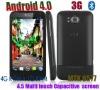 2012 Hot l Original THL W3 Android phone MTK6577 1Ghz 4.5'' 1280x720 3G 1G RAM 4G ROM