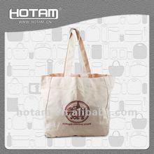 Hotam durable promotiona Women canvas handbags