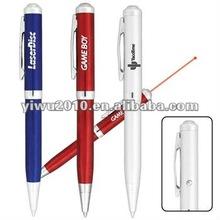 Laser Pointer Brass Ballpoint Custom Logo Pen