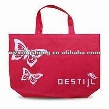 cheapest price high quality fashion non-woven shopping bag pp eco friendly non-woven bag
