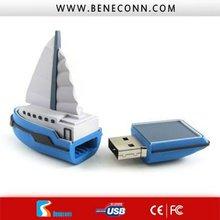2012 trendy Funny PVC USB ! Vessel boat