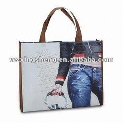 cheapest price high quality fashion non-woven shopping bag non-woven foldable shopping bags