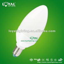 2012 New Energy Saving ESL candle bulb 7/9W (CE&RoHS)