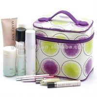 PVC Cosmetic Bag Train Case