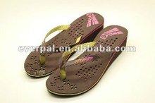 women summer eva high heel flips flop wholesale