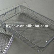 wire mesh food baskets