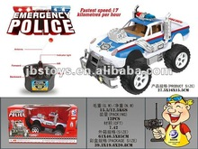 hot selling and new 4channel R/C police car / R/C car / rc toys