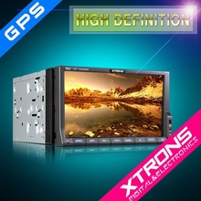 "7"" 2 Din Car GPS DVD With Internal DVB-T Freeview"