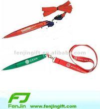 manufacturer lanyard neck ball pen
