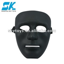 2012 Newly style masquerade masks party halloween electroplating plastic masquerade mask