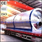 US Standard of tire pyrolysis production line