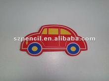 Wholesale eraser, 3D eraser, car shaped eraser