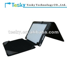 Black PU protective leather keyboard case cover for asus transformer pad infinity tf700 tf700t