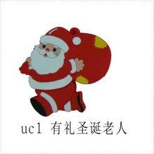 oem gift christmas stocking usb