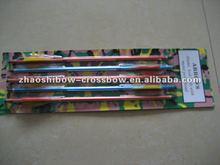 aluminum arrow