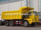 Heavy duty off-road mining dumper truck